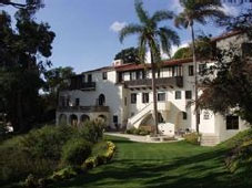 Künstlerhaus Villa Aurora in Los Angeles, California